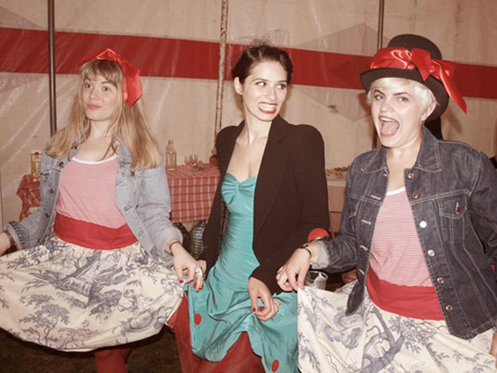 Anaïs & Laurent : c'est le cirque !