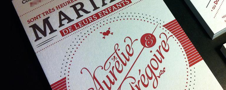 Letterpress à la française