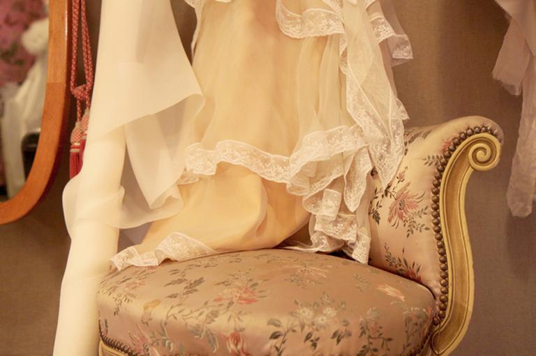Les robes de princesse