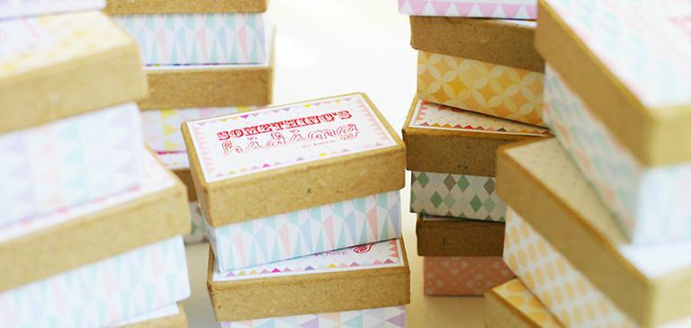 Les petites boîtes de Pamela Loops