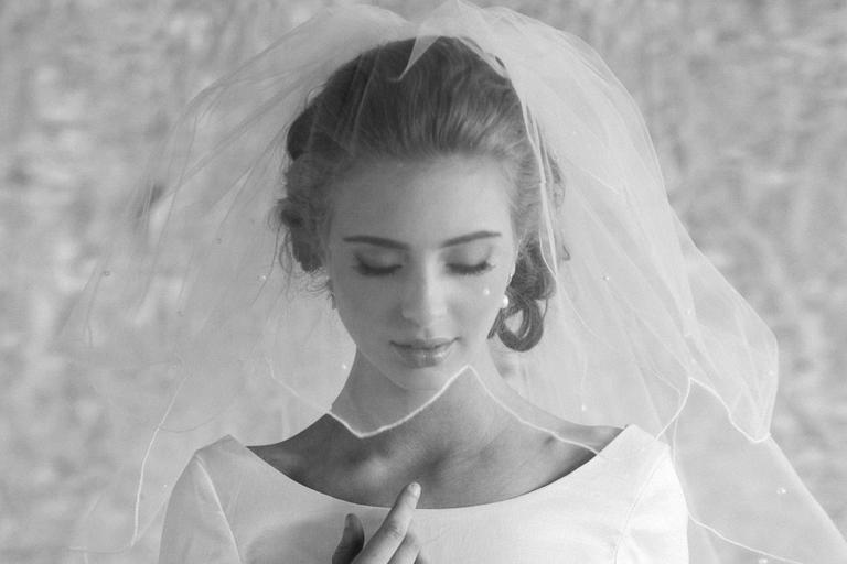 Ruche bridal