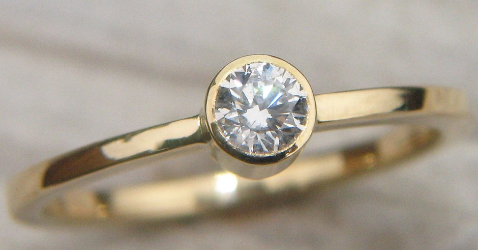Collection : Bague de fiancailles  Blog mariage, Mariage original ...