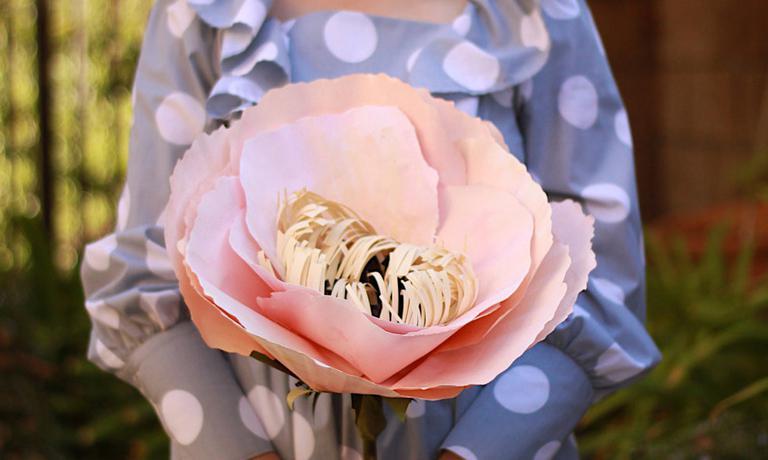 Une fleur et c'est tout