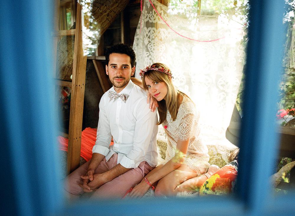 Chloé & Mehdi