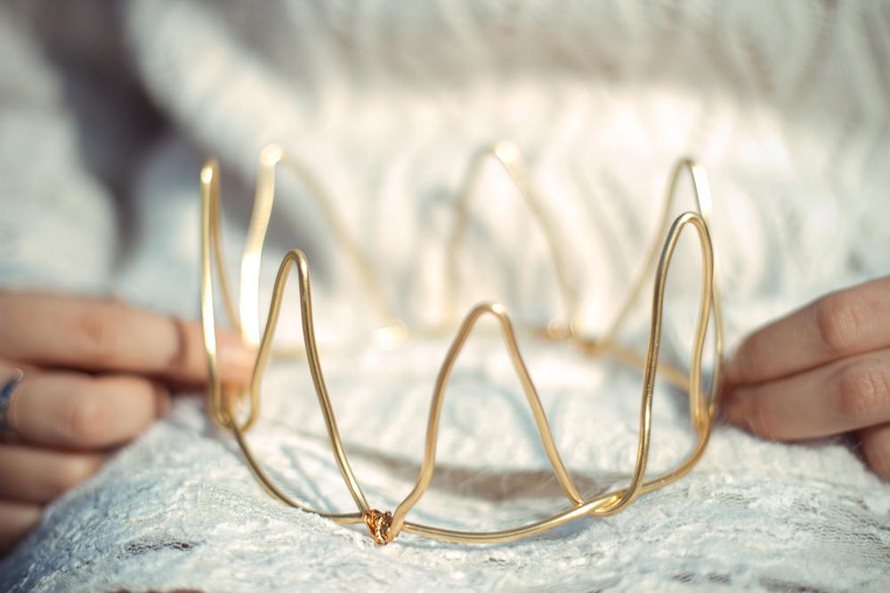 DIY – La couronne de Max