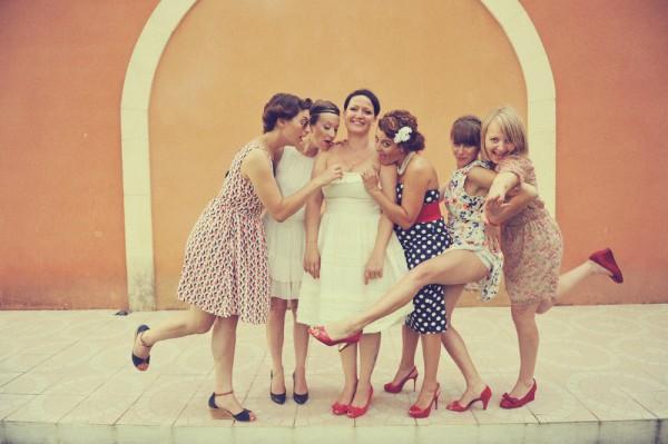 Mariage r tro blog mariage mariage original pacs d co - Deco style guinguette ...