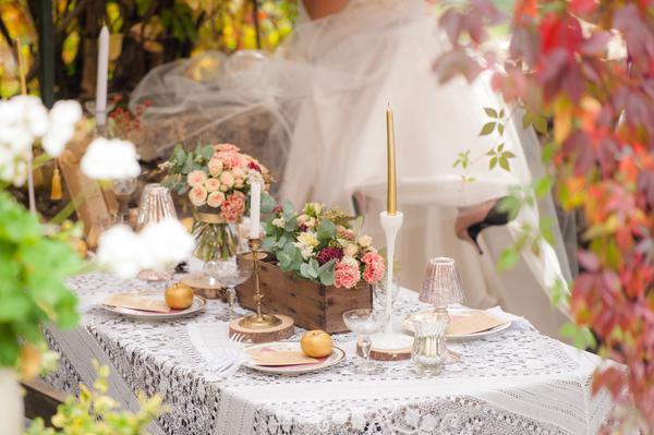 Un mariage d'automne  Blog mariage, Mariage original, pacs, déco