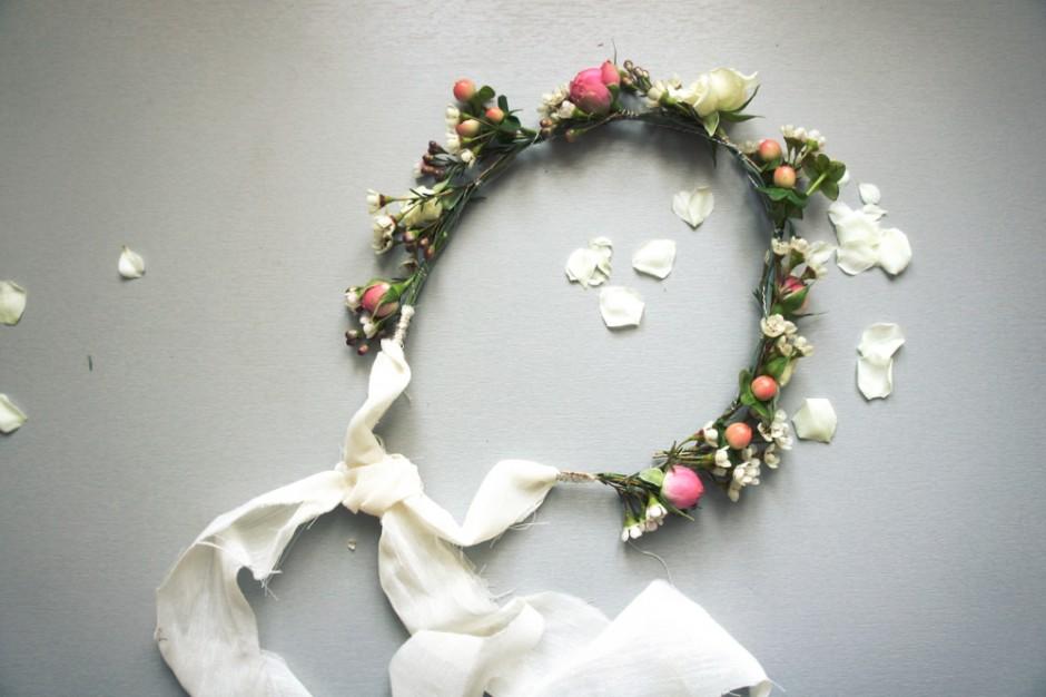 Pin Accueil Couronne De Fleur à Pois on Pinterest