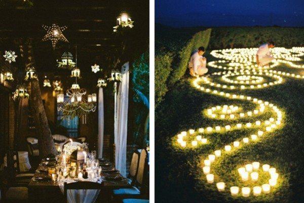 Aziz lumière !  Blog mariage, Mariage original, pacs, déco