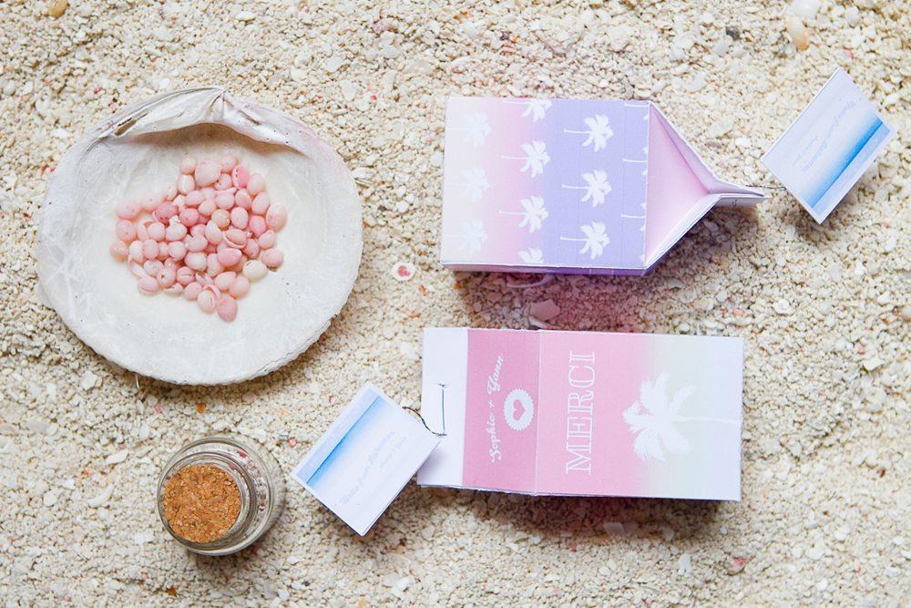 Diy bons baisers de blog mariage mariage original - Coquillage grain de cafe porte bonheur ...
