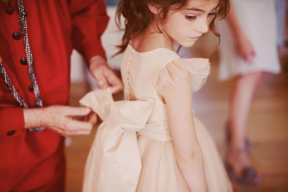 Le mariage des petits