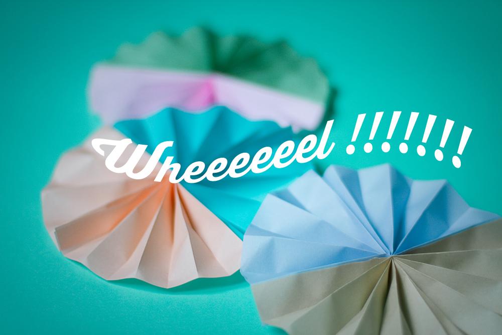 DIY – Wheeeeeeeeel !!!!