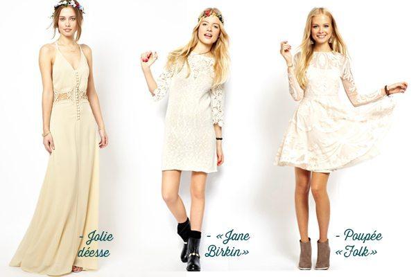 Meilleur blog robe: Robe boheme longue pas chere
