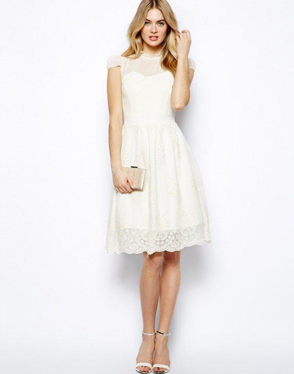 Petites robes de mariage civil  Blog mariage, Mariage original, pacs ...