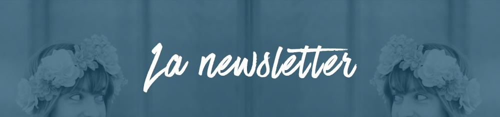 Inscription à notre newsletter