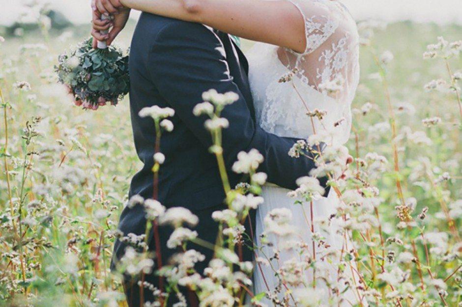 9 idées pour un mariage au vert