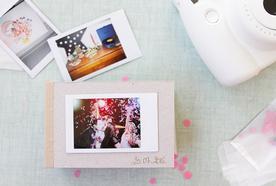 DIY mini photo album