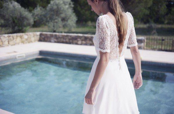 Christina Sfez robe Martine
