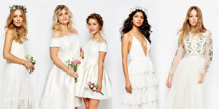 Asos Wedding : une jolie tenue pour la mariée