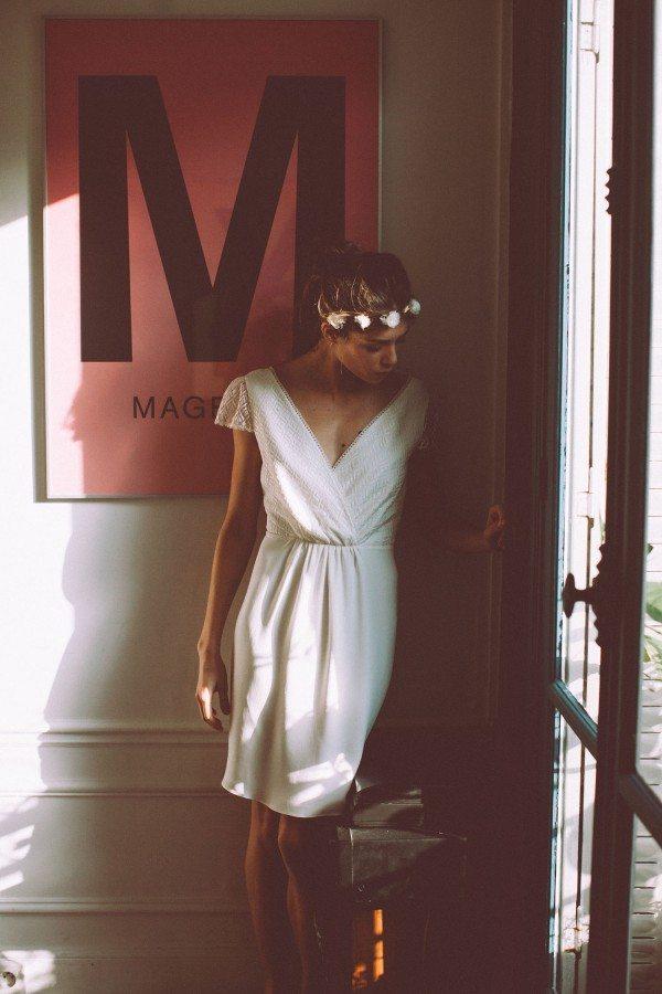 robe Charlie courte 1