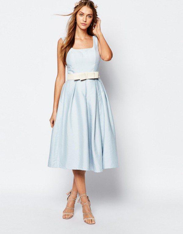 Category les invit s blog mariage mariage original for Robes bleu ciel pour un mariage
