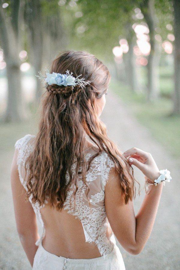 ELSA Comb and bracelet