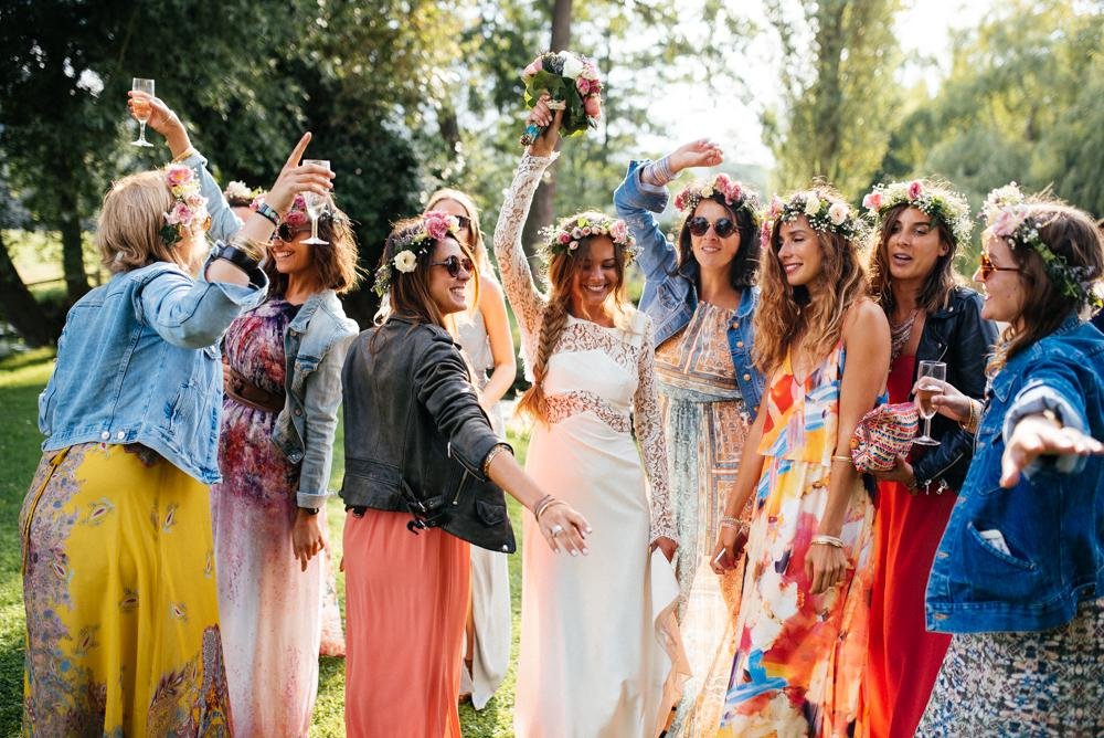 Dress-code : baba-cool | Blog mariage, Mariage original, pacs, déco