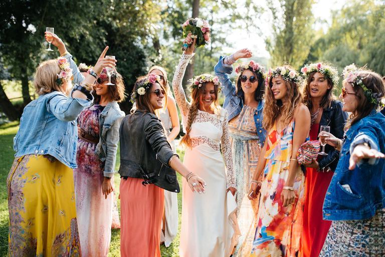 Un beau jour blog mariage mariage original pacs d co - Mariage cool et chic ...