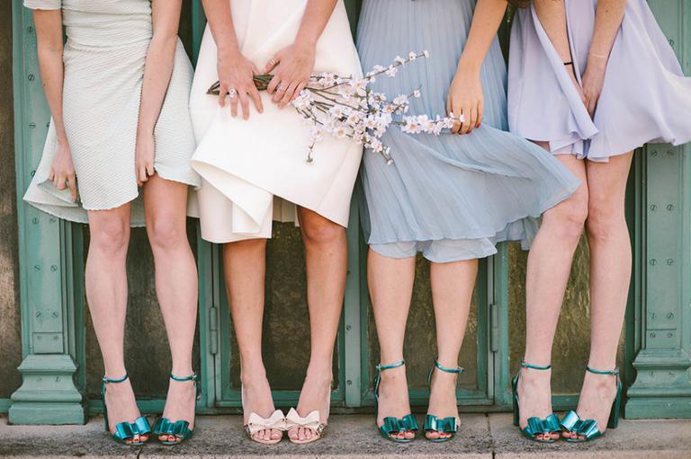 Apportez la touche finale à votre robe !