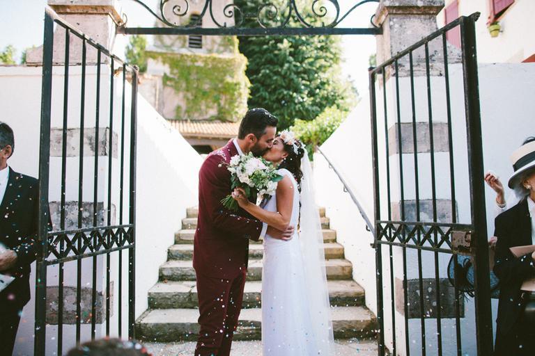 Un Beau Jour : Claire & Vincent