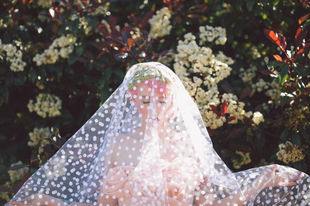 Choisir son voile de mariée