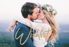 La liste de mariage : notre guide pour ne jamais se tromper