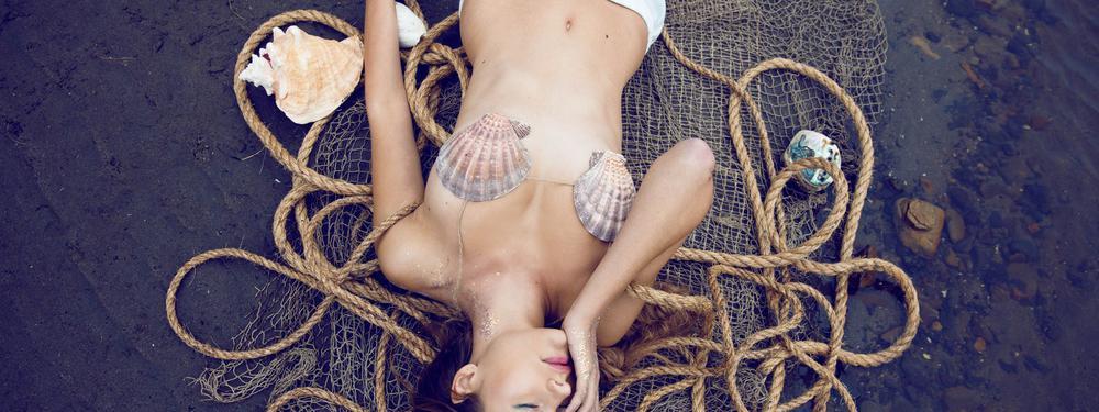 9 idées pour un mariage de sirène