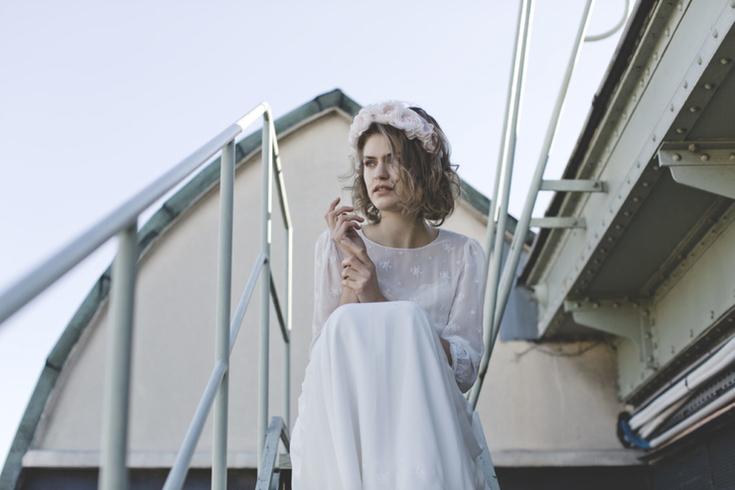 Elise Hameau – Robe Frida