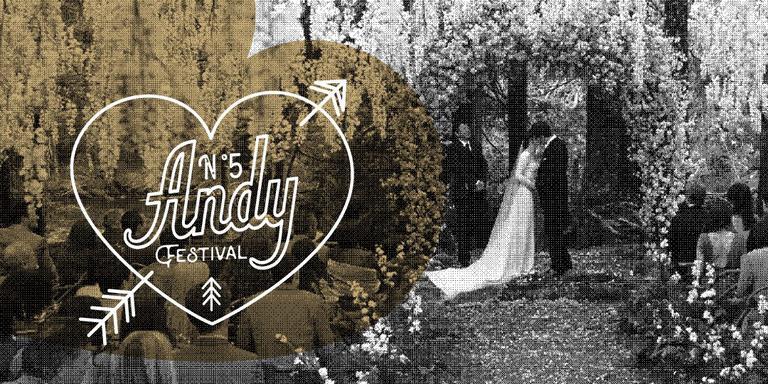 Andy festival du mariage fun & DIY !