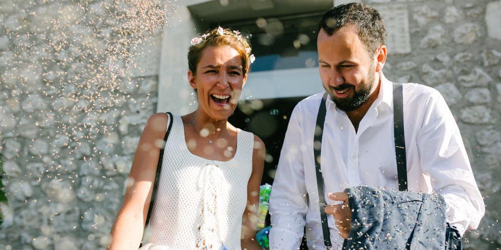 Un beau jour : Amandine & Benjamin – cérémonie civile