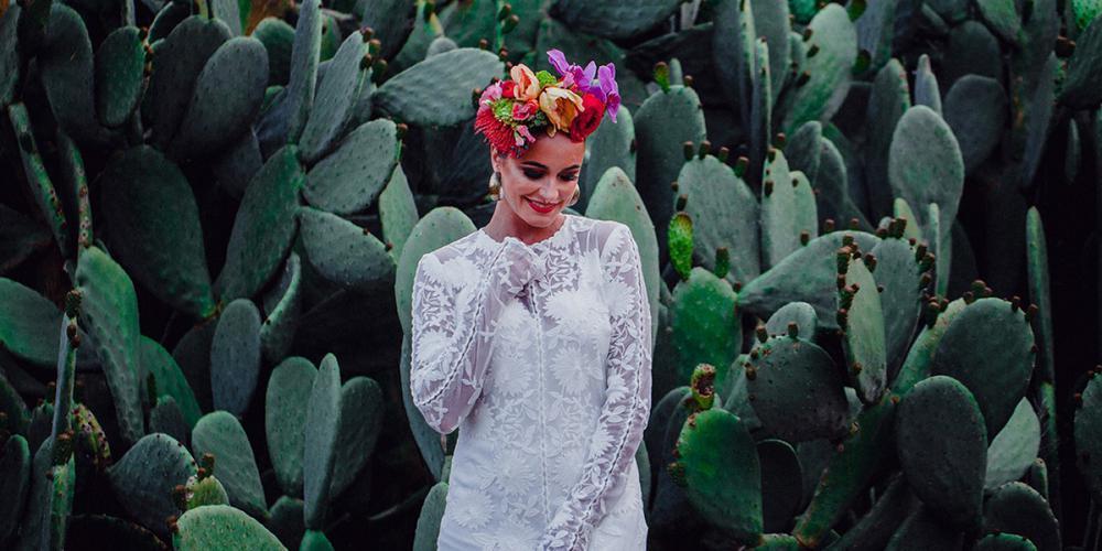 Les idées pas chères à piquer aux mariages mexicains