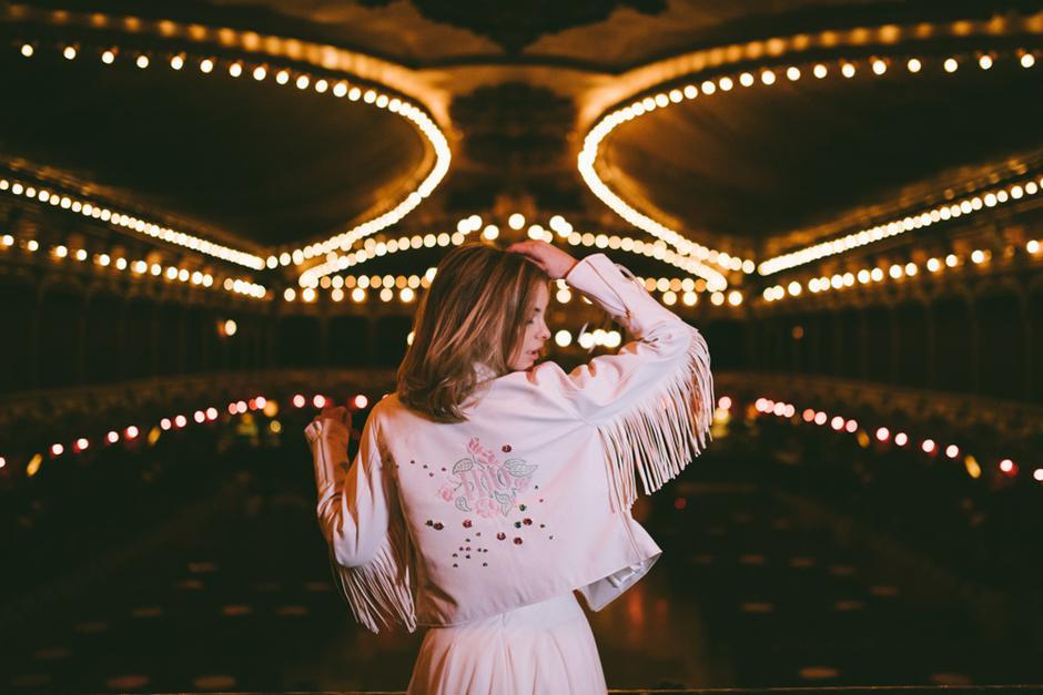 Rosalind Jacket - Lisa Skirt