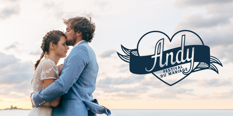 Andy festival du mariage fun & DIY : Save the date !