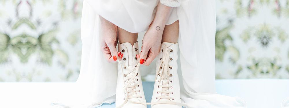 Les bottines parfaites