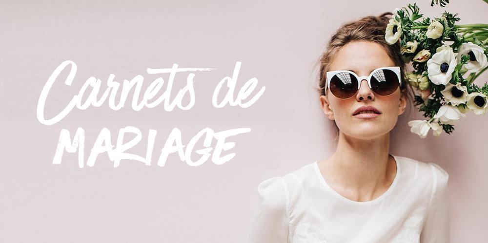 Serendipity : la nouvelle collection de Carnets de mariage