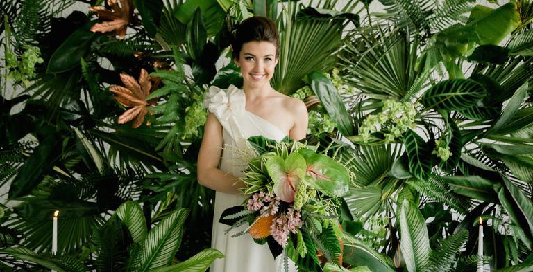 8 idées à piquer aux mariages hawaïens