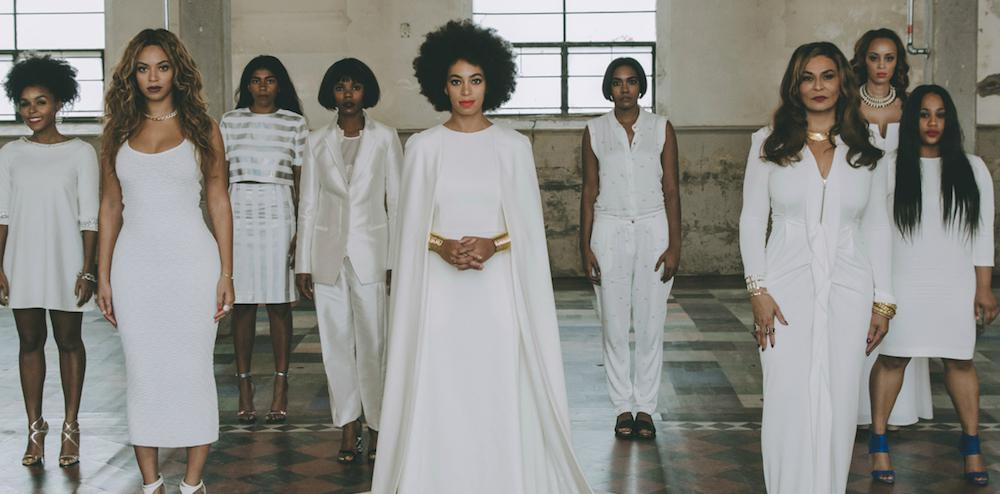 (Français) 8 idées à piquer au mariage blanc de Solange Knowles !