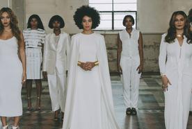 8 idées à piquer au mariage blanc de Solange Knowles !