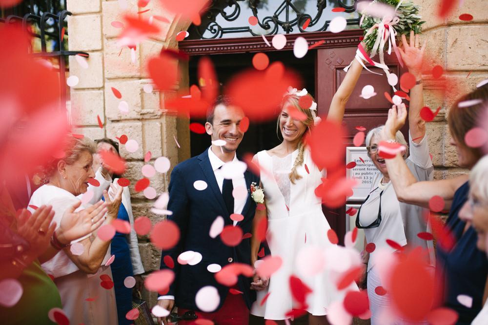 Un beau jour : Emilie & Julien – cérémonie civile