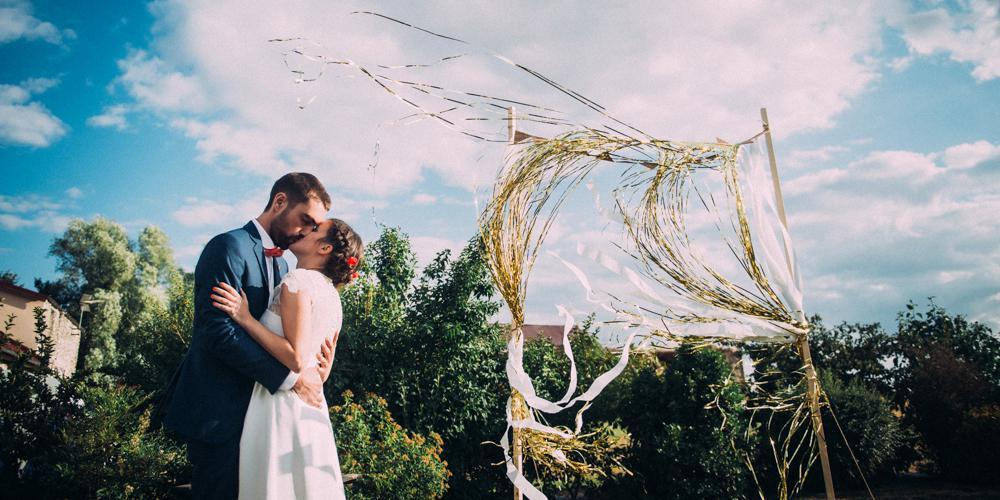 Un beau jour : Marie & Florian – cérémonie laïque