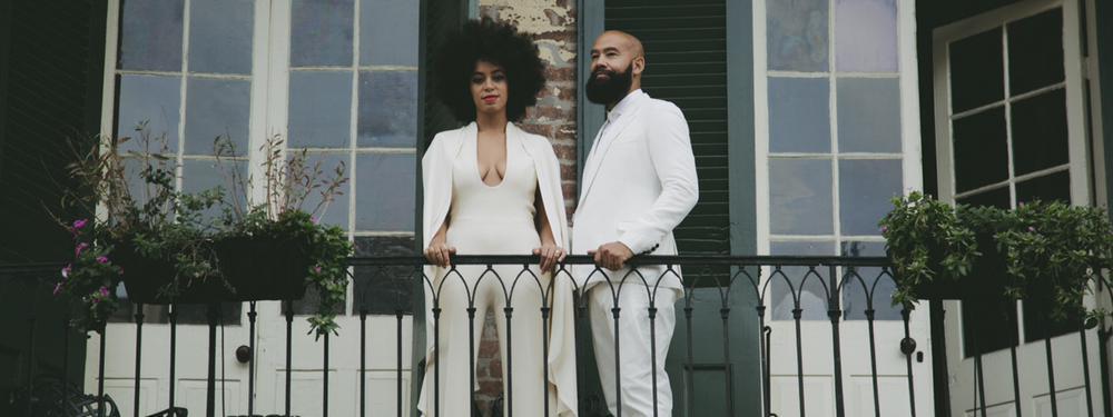 Mariage célèbre : Solange Knowles & Alan Ferguson
