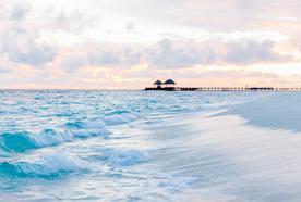 Un voyage de noces sur une île de rêve