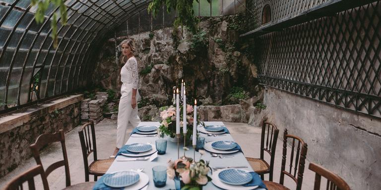 Un brunch comme repas de mariage ?