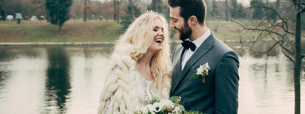 (Français) Choisir l'hiver pour un mariage de conte de fée
